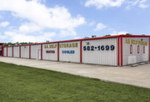 Montgomery, Texas. Self Storage