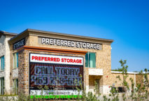 Dallas, Texas. Self Storage